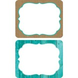 Shabby Chic Name Tags/ Labels