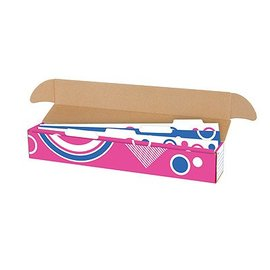Sentence Strip Storage Box with Dividers