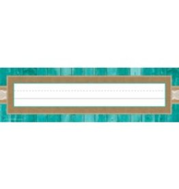 Shabby Chic Flat Name Plates