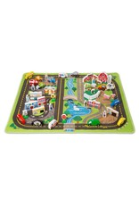 Melissa & Doug Deluxe Road Rug Play Set