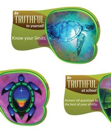 Seven Teachings Truthful Poster (3PK)