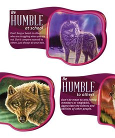 Seven Teachings Humble Poster (3pk)