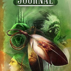 Positive Journal (feather)