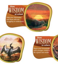 Seven Teachings Wisdom Poster (3PK)
