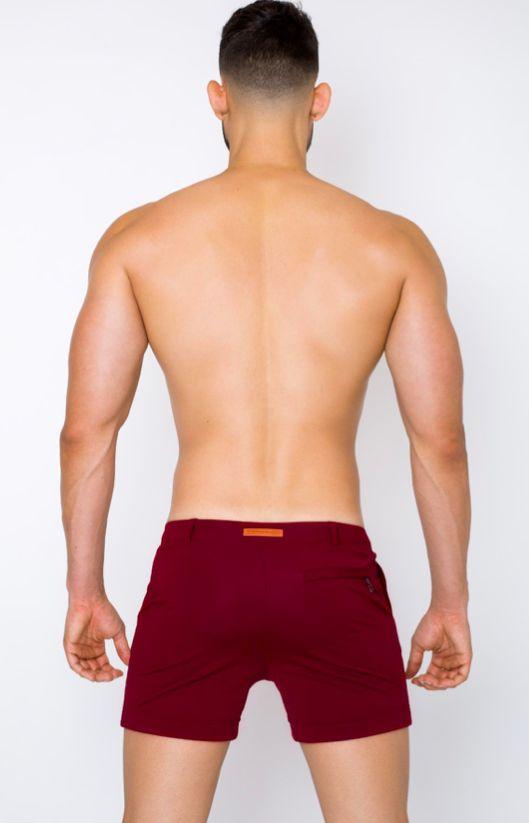 Bondi Shorts - Cabernet