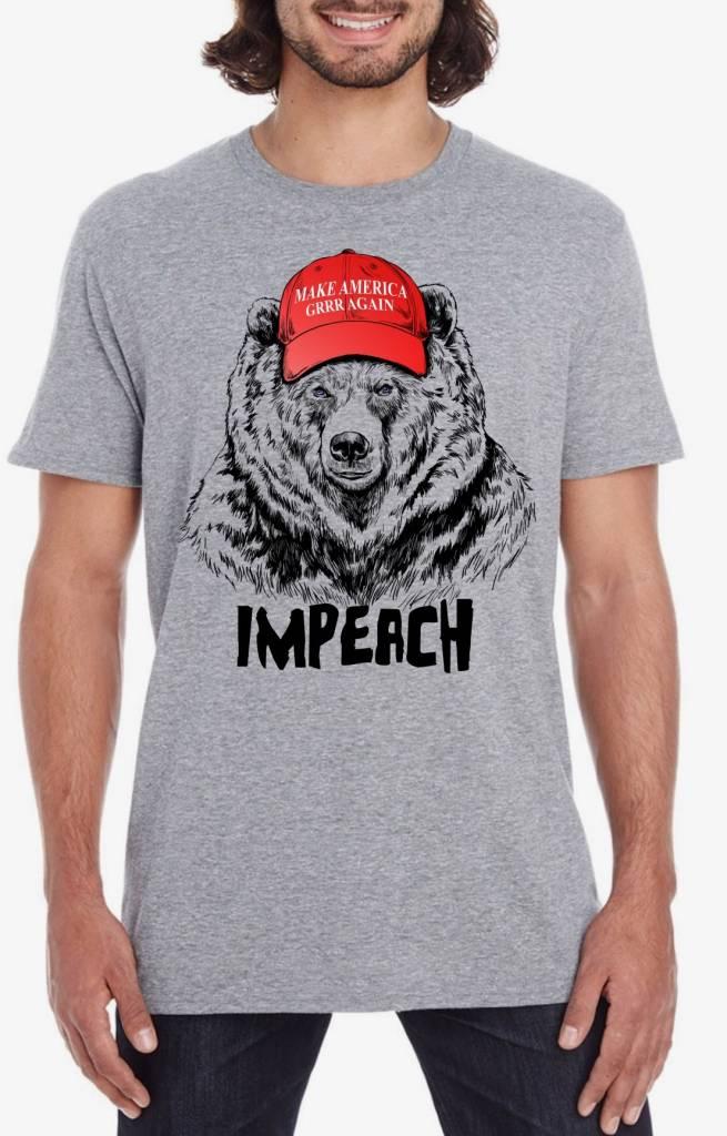 MAGA - Impeach Tee Shirt