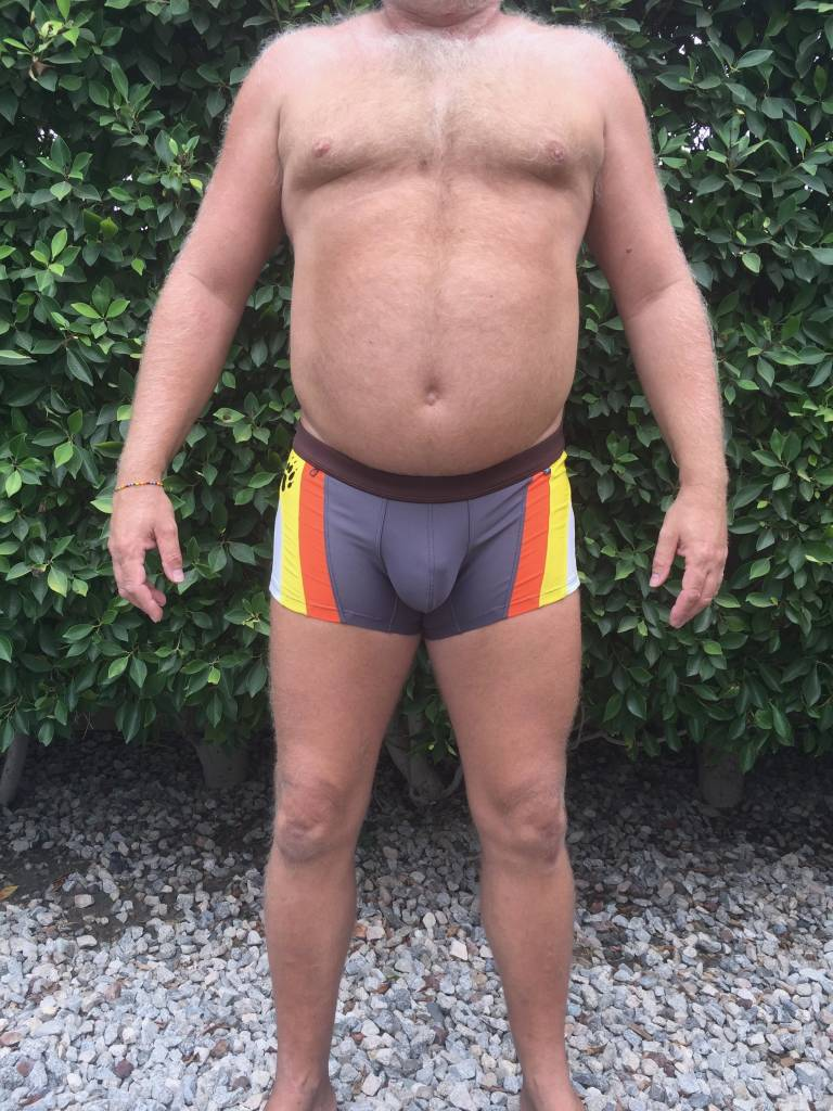 Bear Pride Pouch