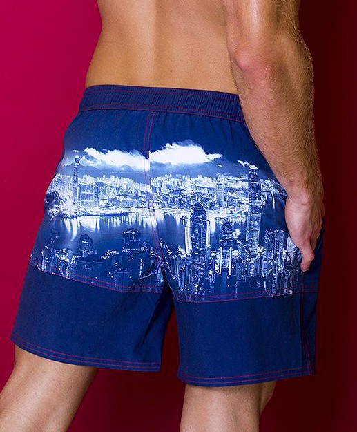 Swim Shorts Navy - SYD