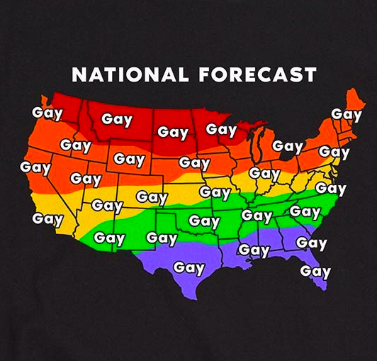 Gay Weather Forecast