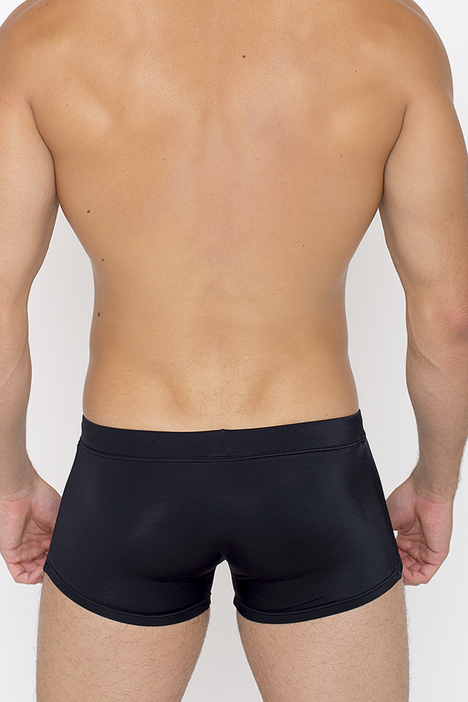 Brighton Swim Trunk - Black