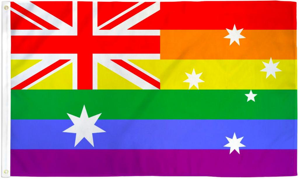 Pride Flags 3 x 5 Feet Australia