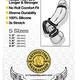 Boneyard - Silicone Ring 5Pcs Kit Black