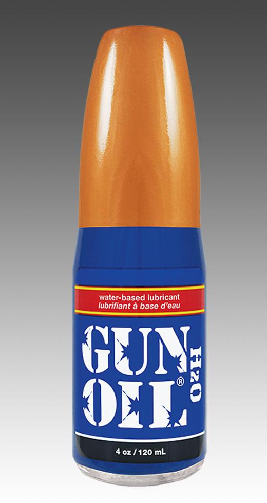 Gun Oil H2O