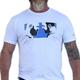 Bear Vs Bear, White Tee Shirt