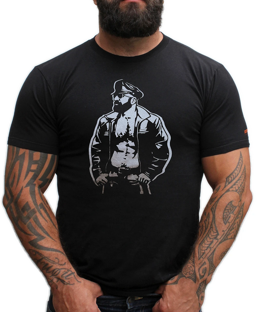 Leather Dad, Tee Shirt