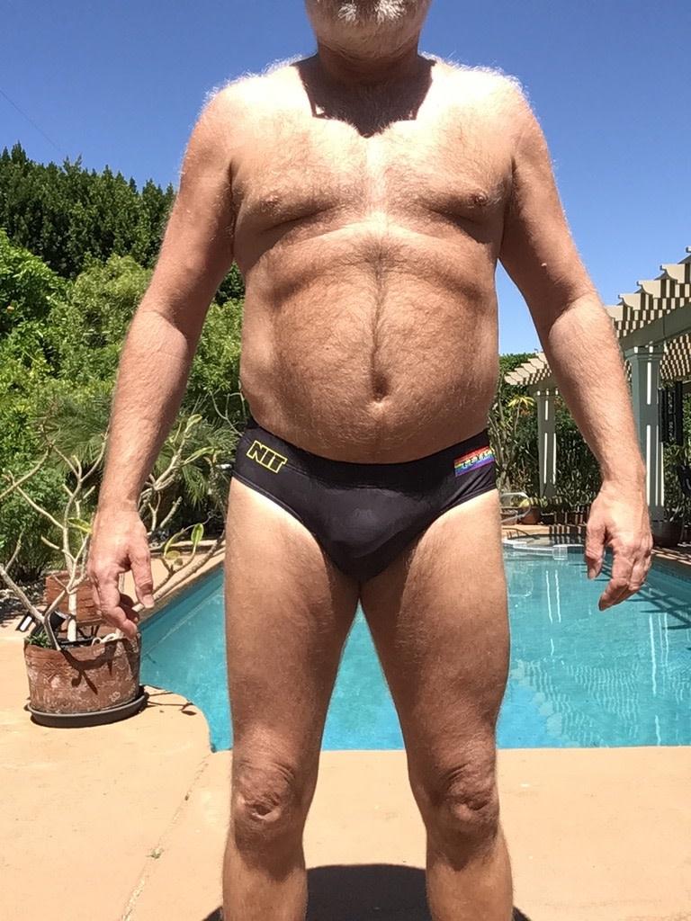 Texas Pride Swim Pack Up