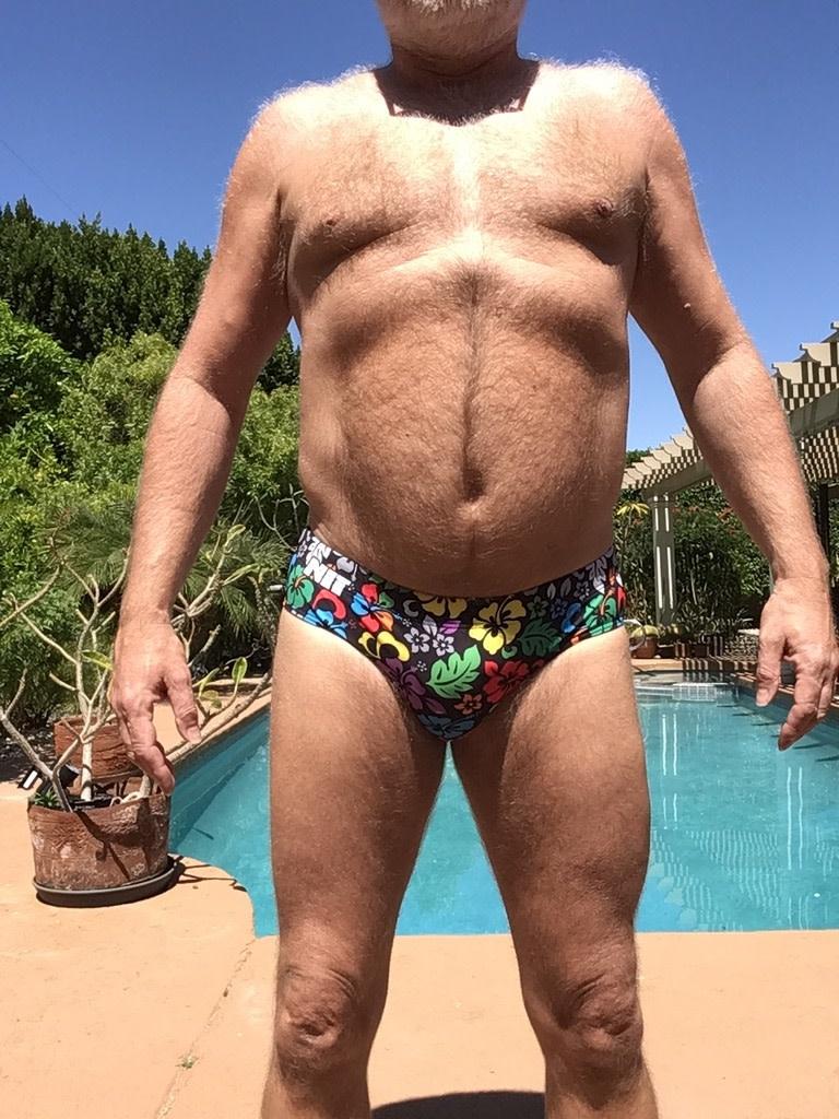 Hibiscus Swim Pack Up