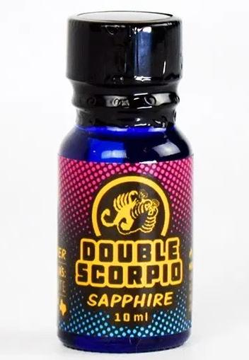 Double Scorpio - Sapphire 10ml