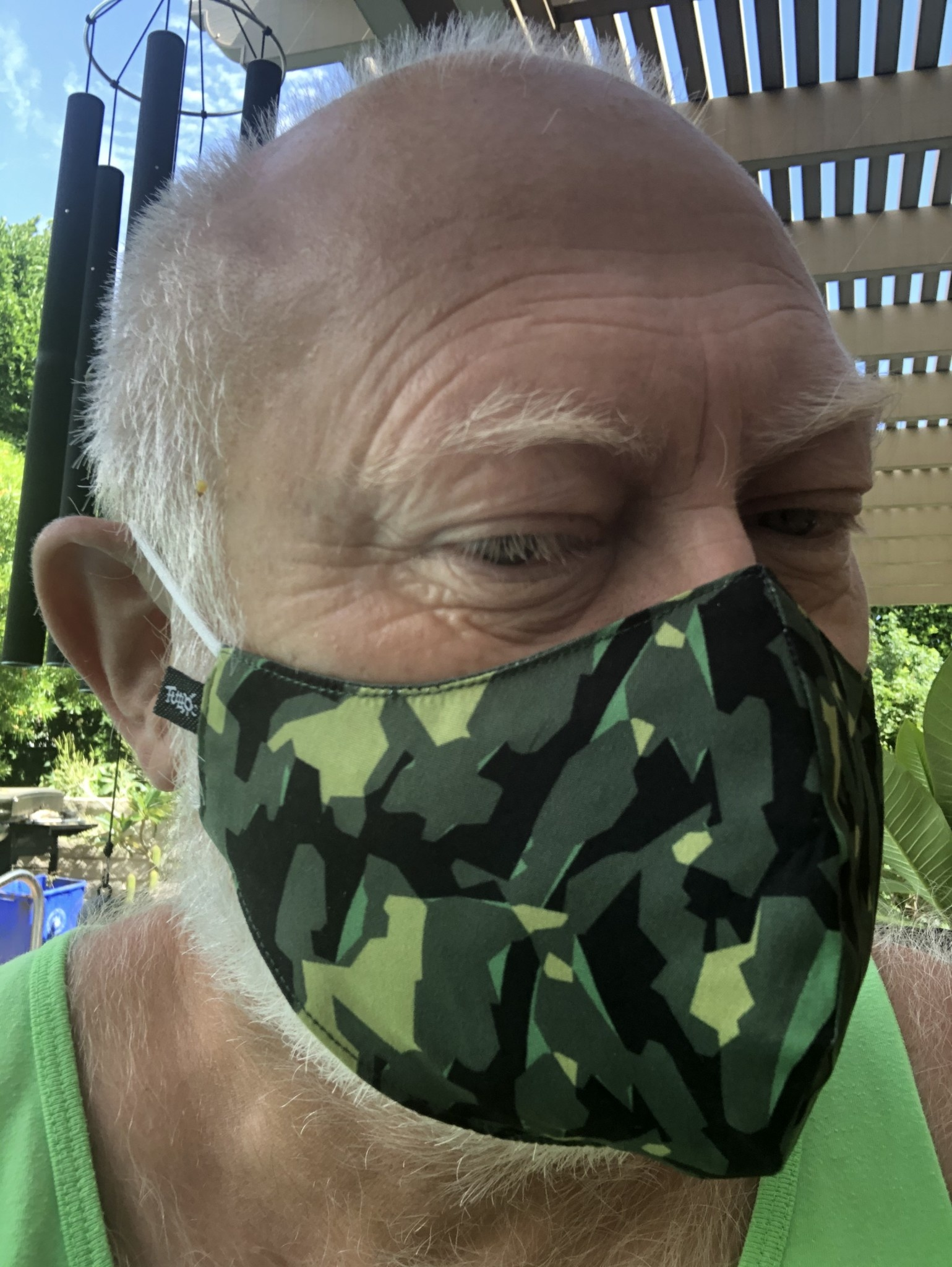 Face Mask, Which one is you? Camo