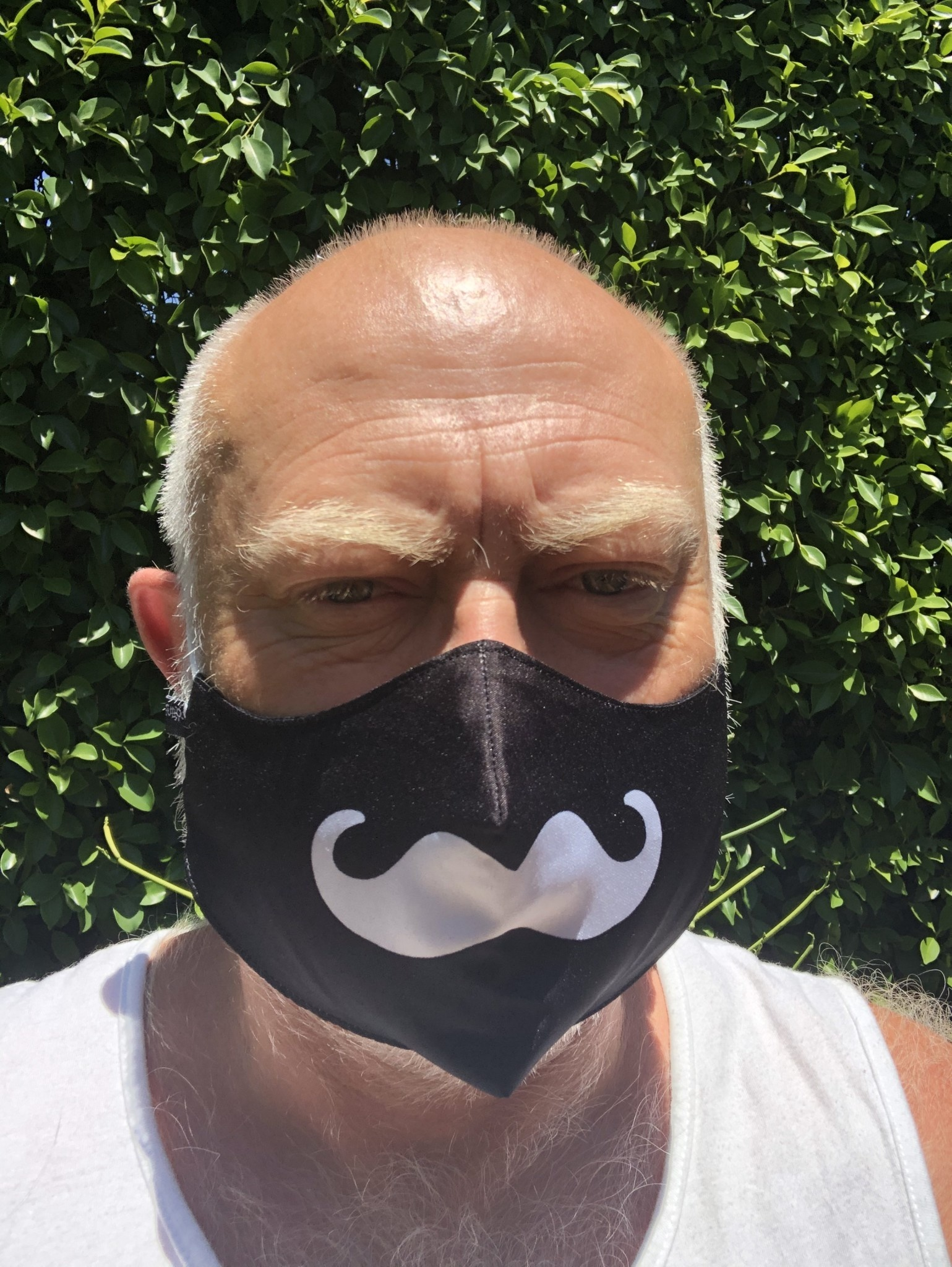 Face Mask, Which one is you? Stache