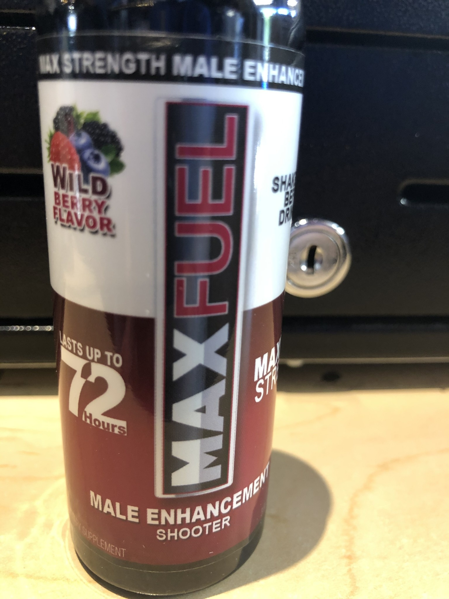 Maxfuel Shooter