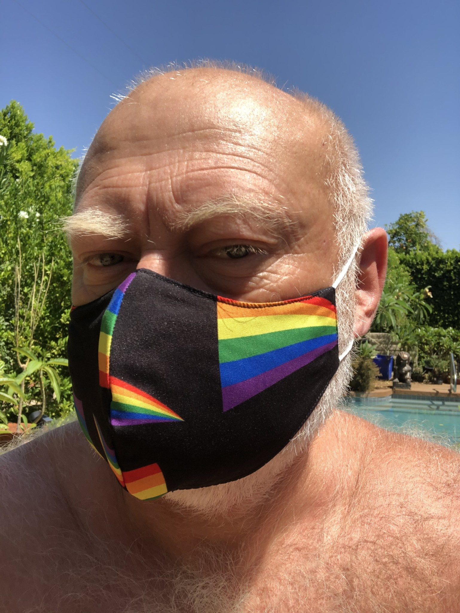Face Mask, Which one is you? Pride Rainbows