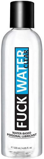 Fuck Water Clear - 4oz