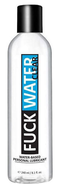 Fuck Water Clear - 8oz