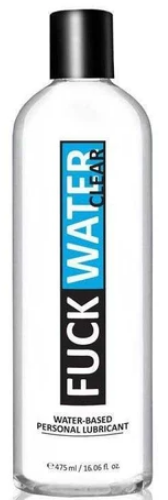 Fuck Water Clear - 16oz