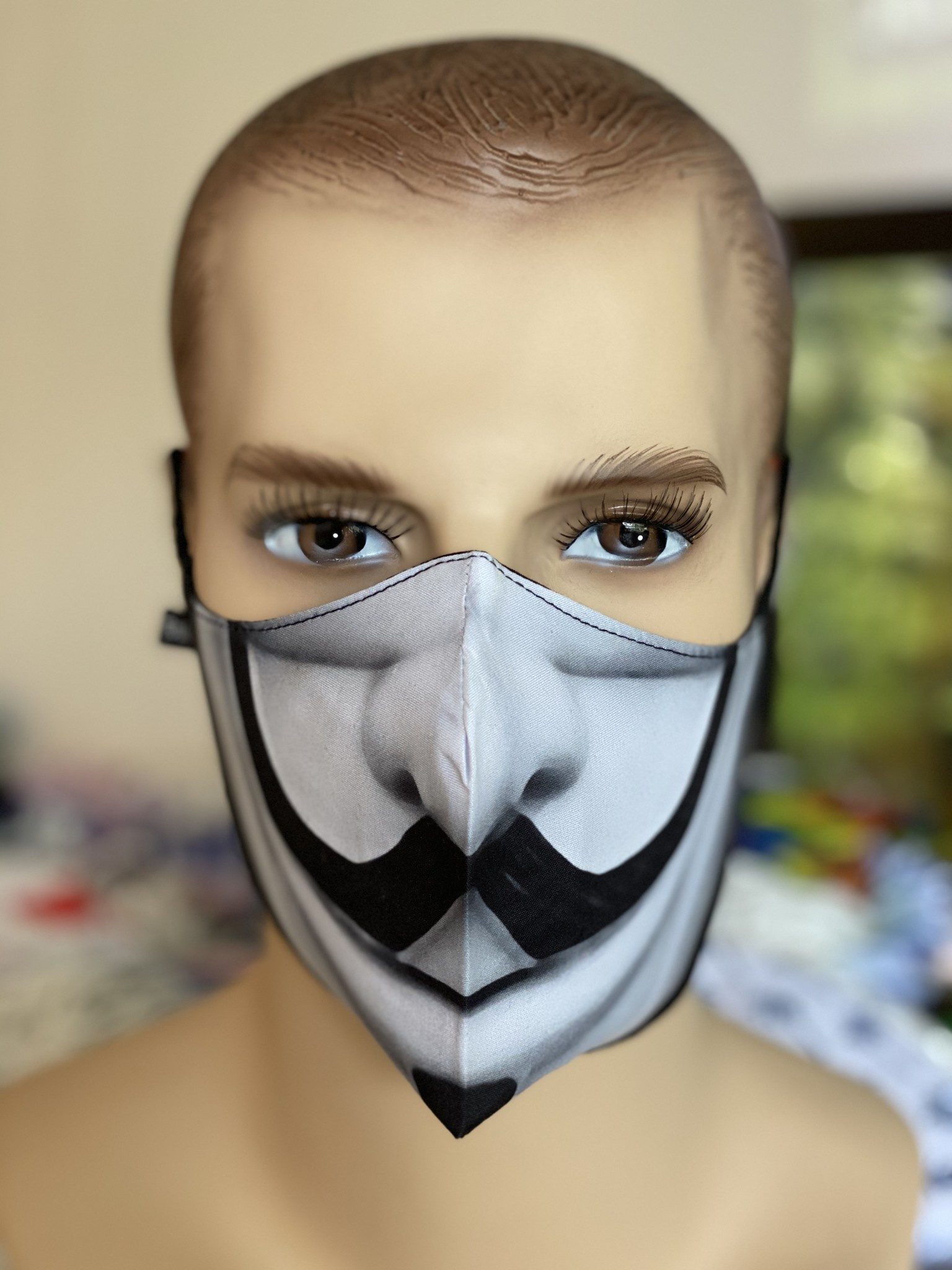Face Mask, Which one is you?  V 4 Vendetta