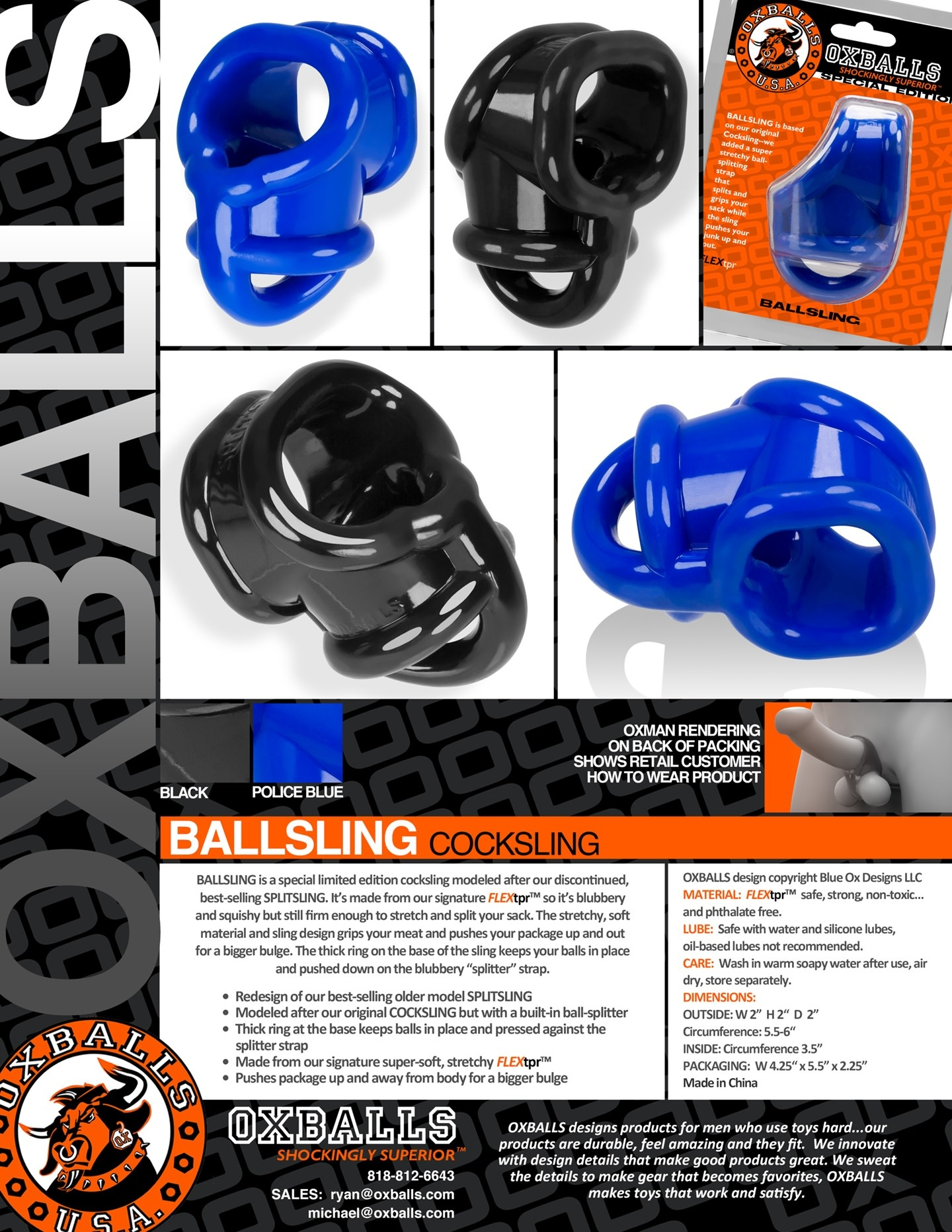BALLSLING