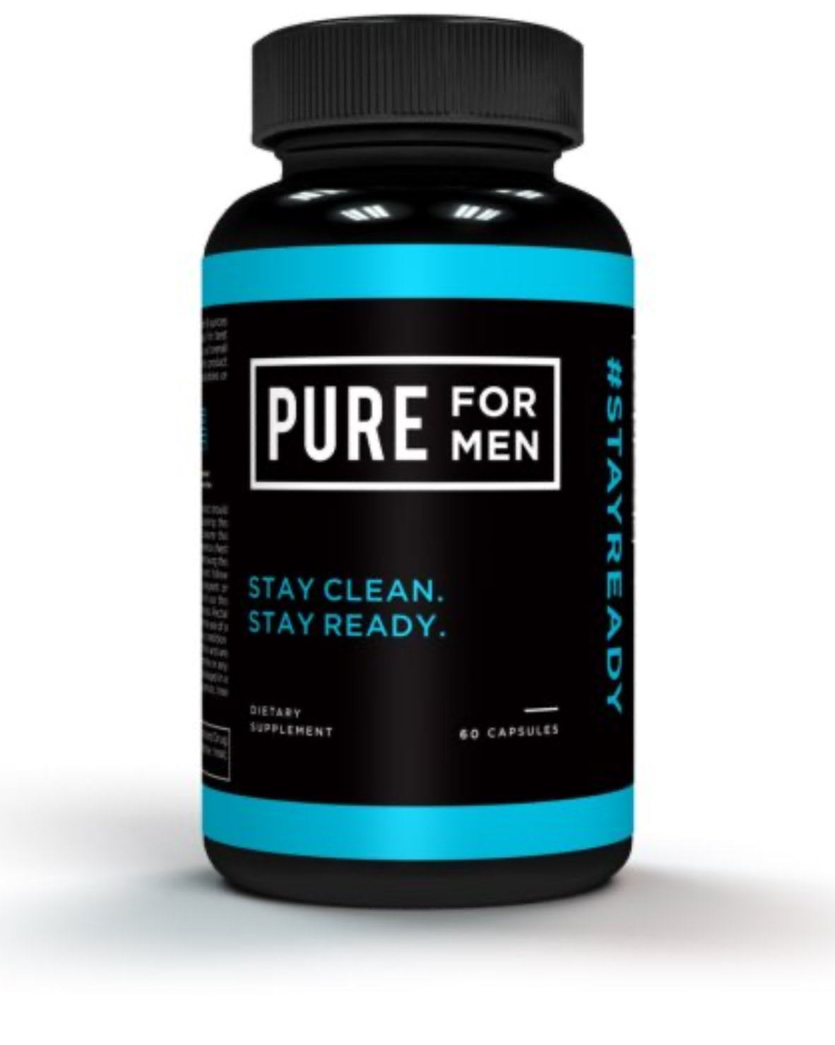 Pure for Men, 60ct