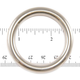 Jim Diamond Seamless Metal Ring - 1 1/2""
