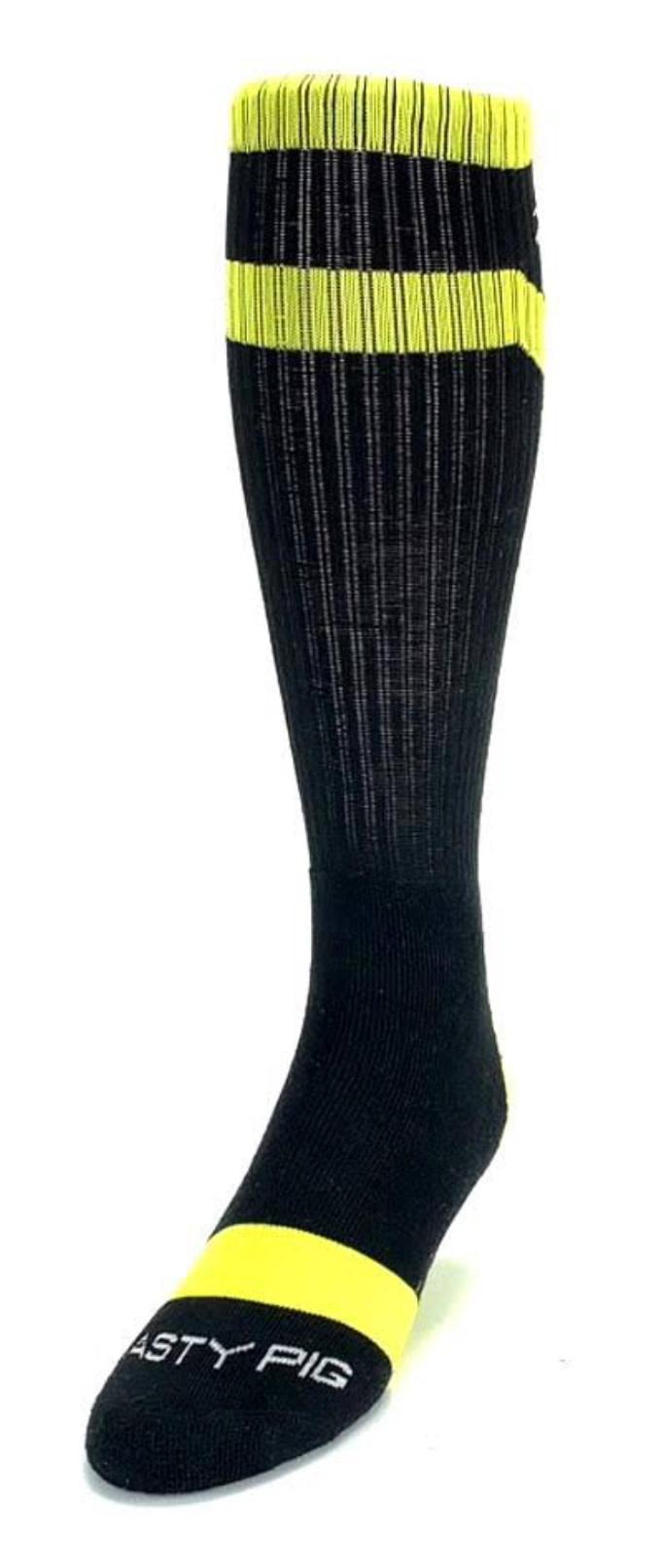 Nasty Pig Competition Sock.  Black, Blue or Green