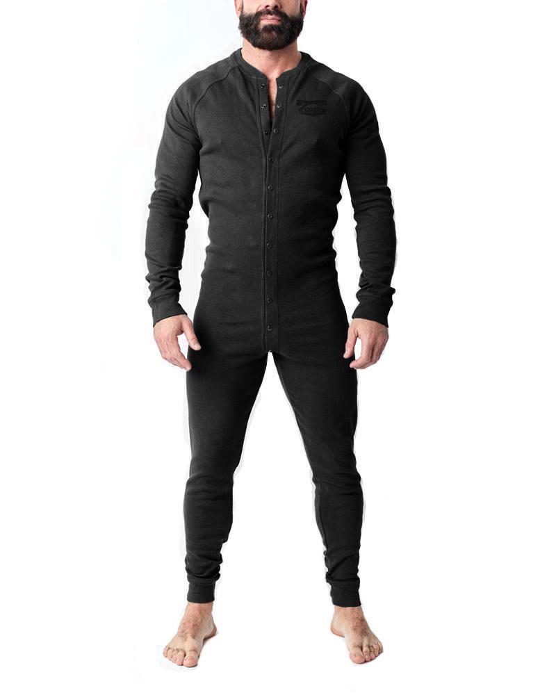 Union Suit, Black
