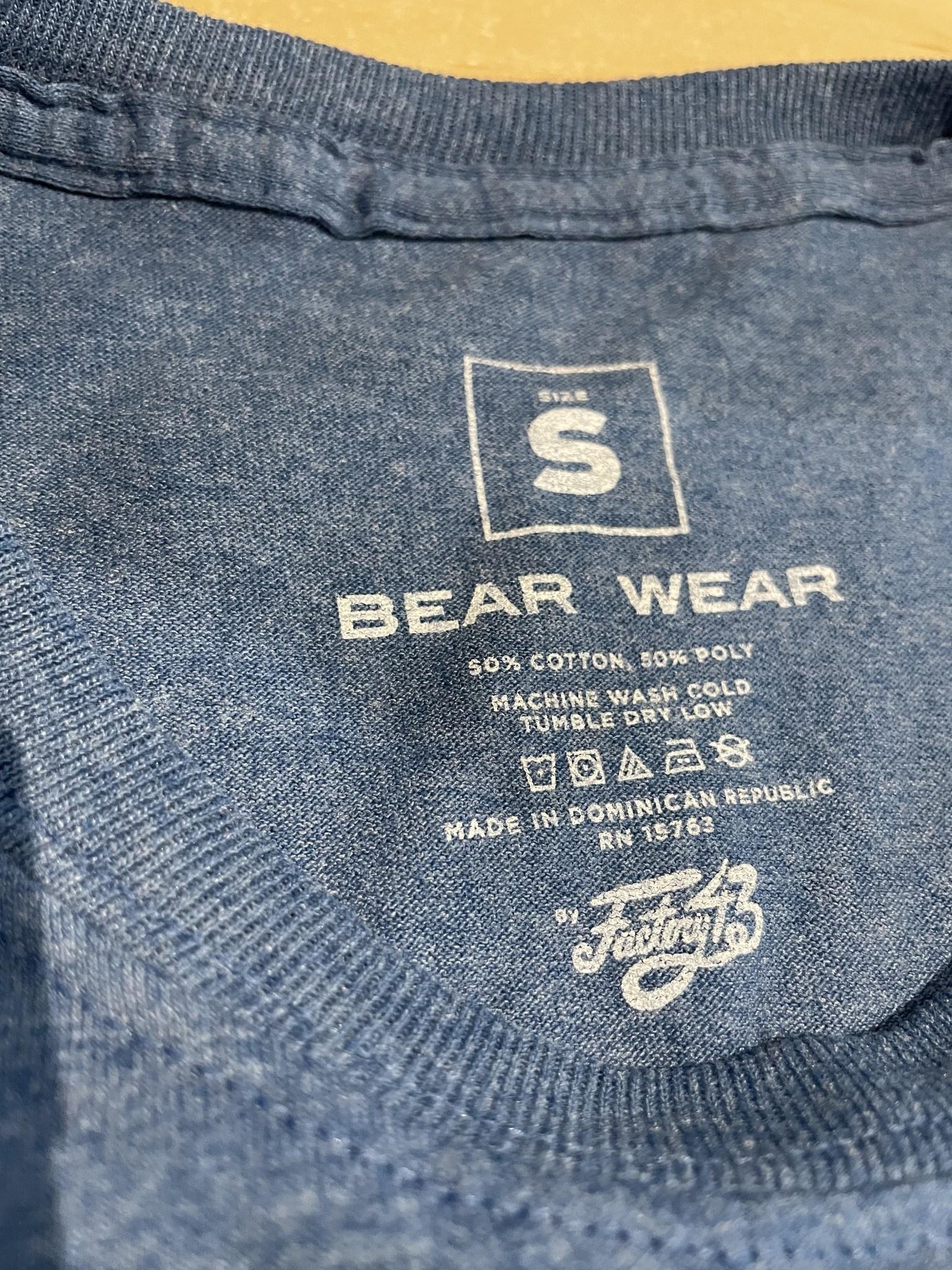Bear Wear - Palm Springs Shirt