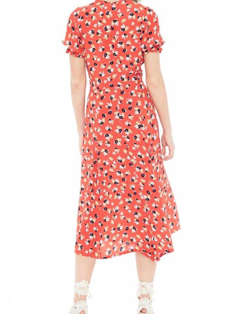 8d07a19bc10 Ari Midi Dress - Rowe Boutique