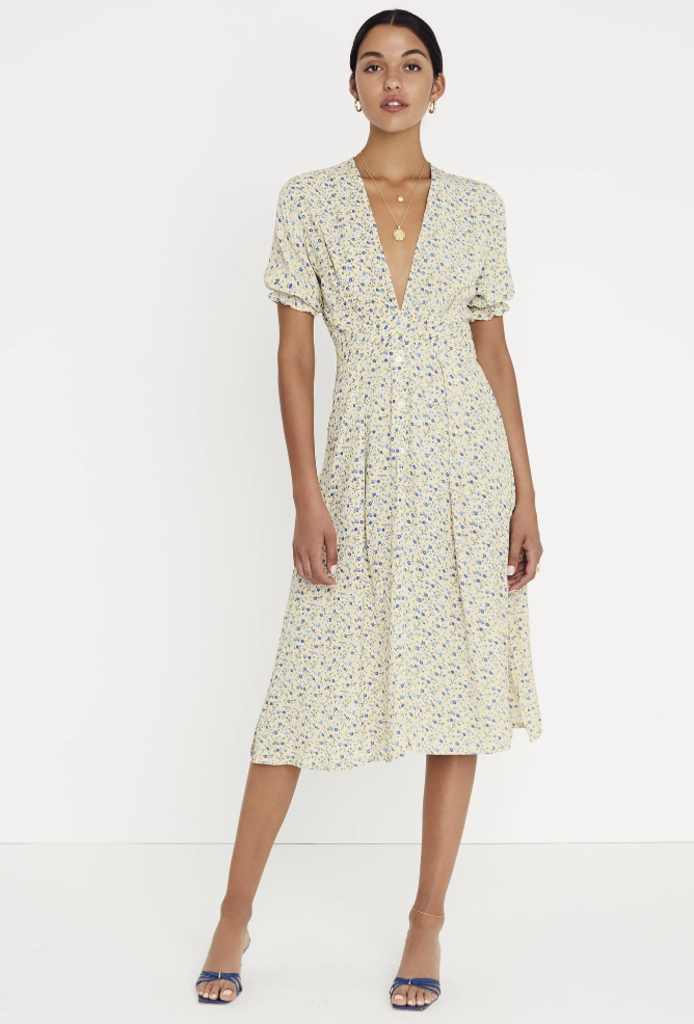 clearance durable service drop shipping Farah Midi Dress