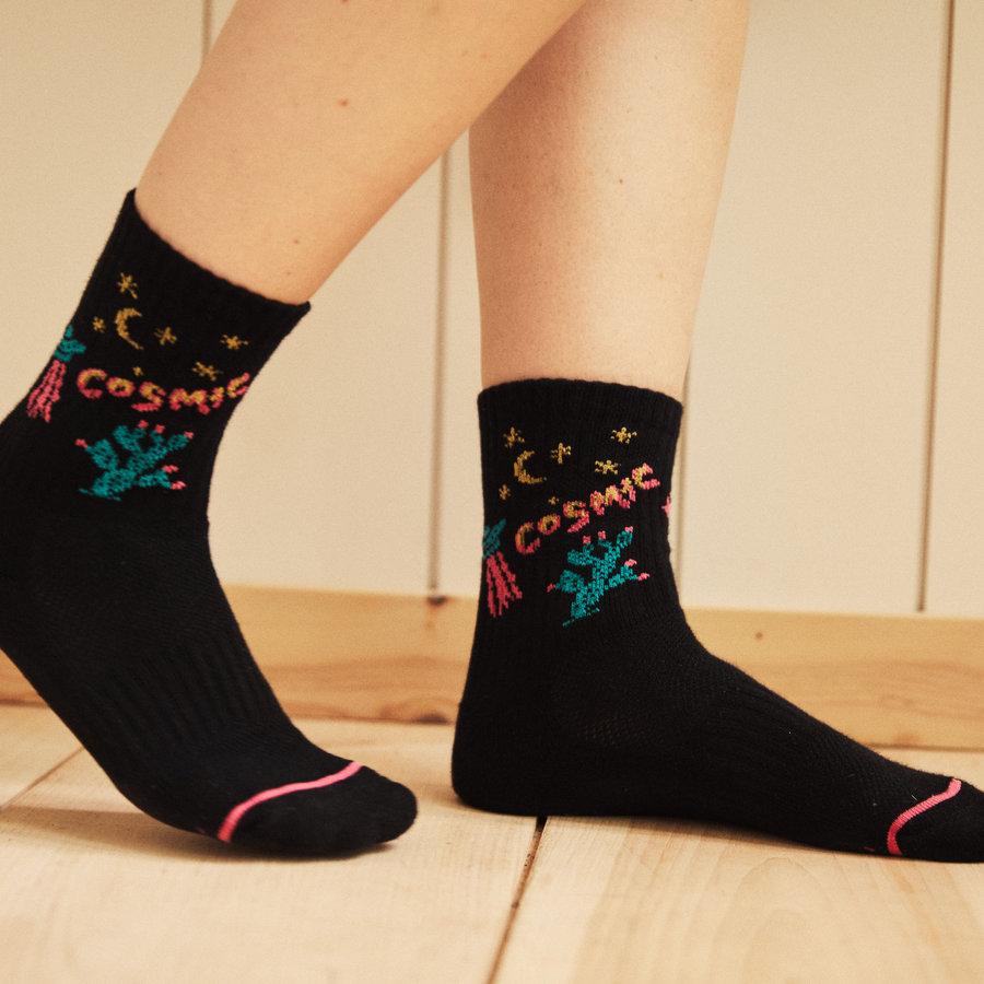 Socks/Slippers/Slides
