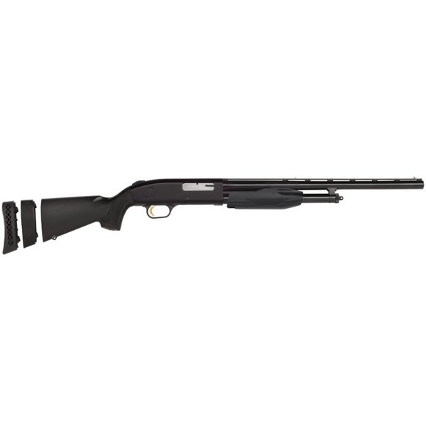 MOSSBERG 510 MINI PUMP YOUTH 10.5 - 11.5 LENGHT OF PULL SMALLER YOUTH ACTION 18.5'' SYNTHETIC 20