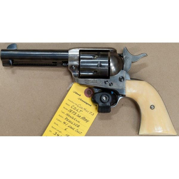 1873 SINGLE ACTION ARMY REVOLVER 6 SHOT