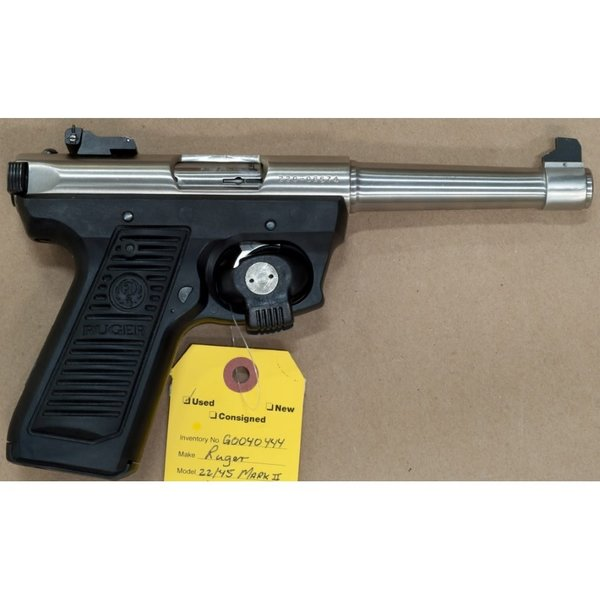 22/45 MARK II PISTOL