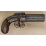 ALLEN & WHEELOCK 1846 PEPPERBOX PISTOL