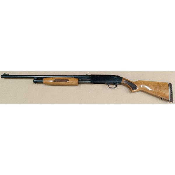 "MOSSBERG 500A SLUG SHOTGUN 12GA X 3"" FR/RS"