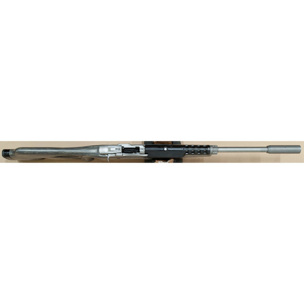 RUGER MINI-14 223REM STAINLESS LAMINATED TARGET RIFLE