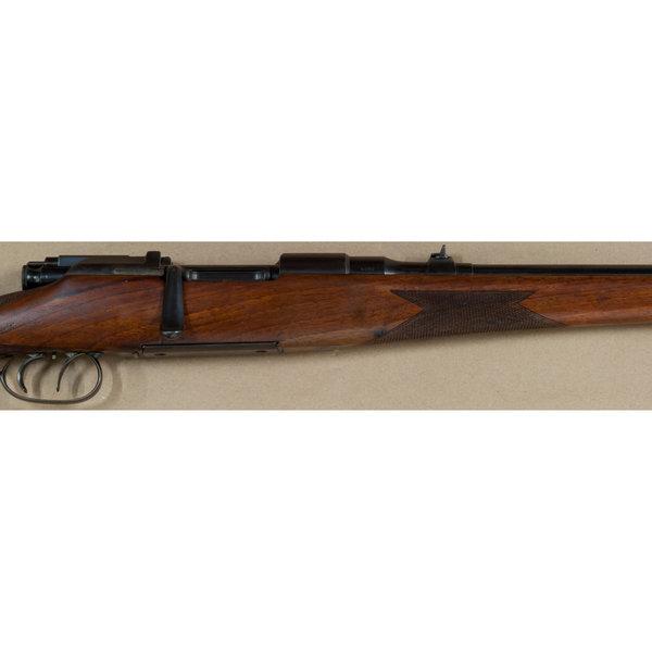 MANNLICHER SCHOENAUER M1905 RIFLE 9 X 56MM