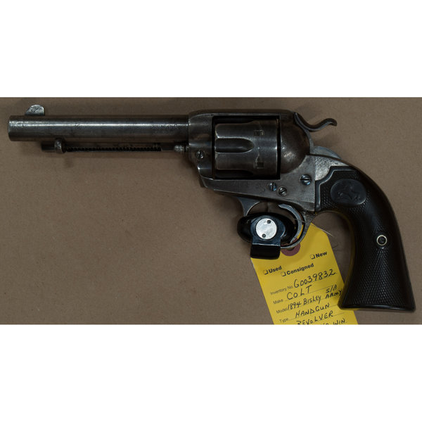 1894 BISLEY SINGLE ACTION ARMY REVOLVER 6 SHOT