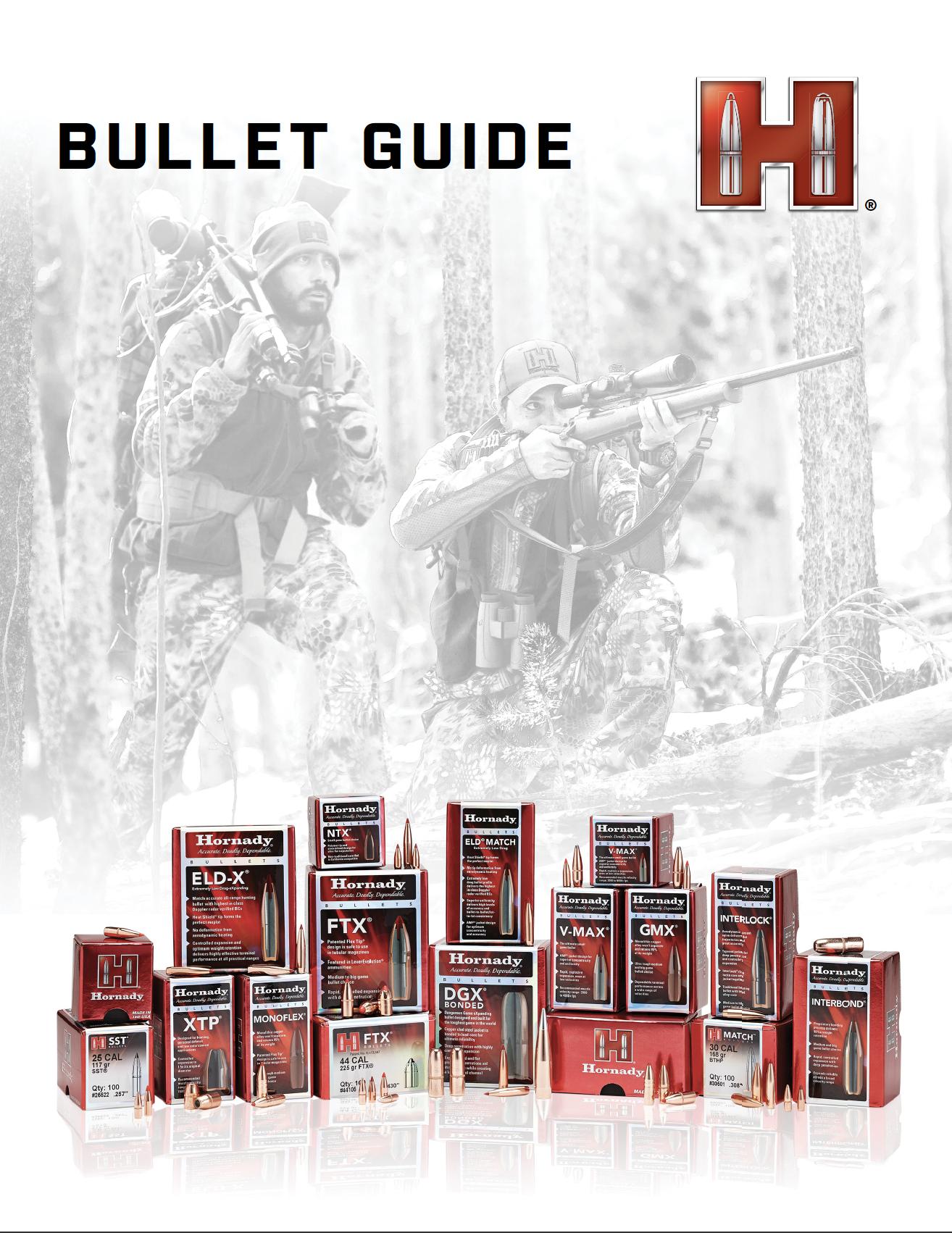 Bullet Guide