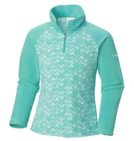 Columbia Sportswear Columbia Glacial II Fleece Print Half Zip