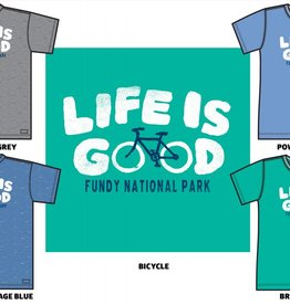 Life is Good Life is Good M Fundy Bicycle